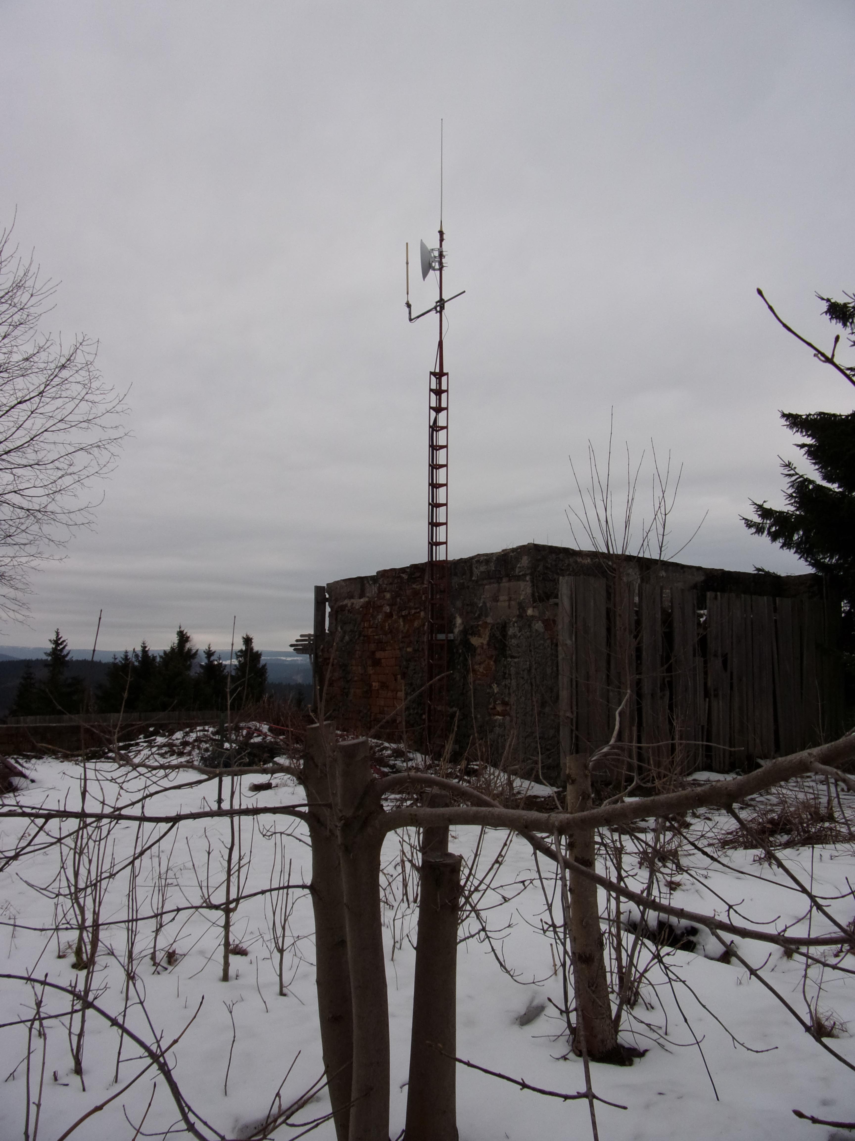 DB0RVB Antennen